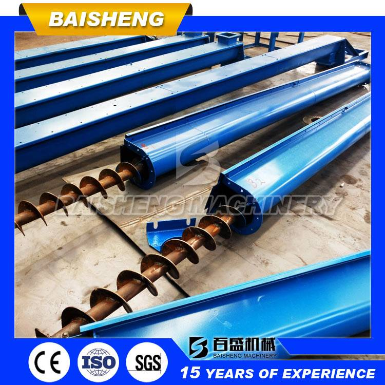 Baisheng Screw conveyor, poultry feed machine