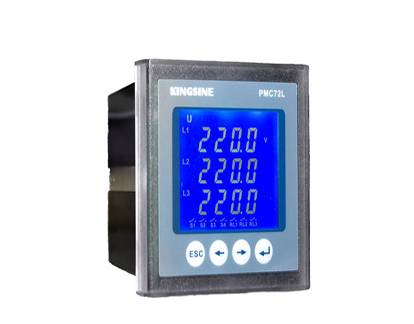 PMC72L three-phase electric monitoring meter