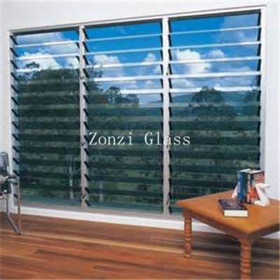 Clear Louver Glass for Window