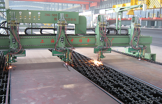 Steel Plate Torch cutting machine TCM
