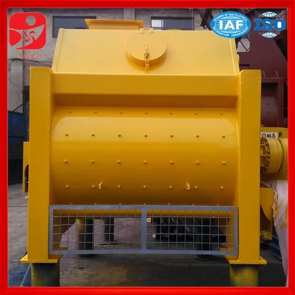 China top factory low price JS3000 concrete mixer
