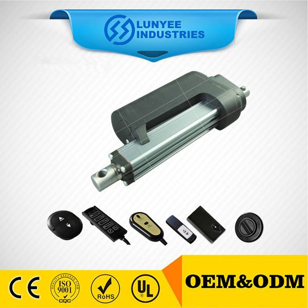 shutter closer window opener linear actuator