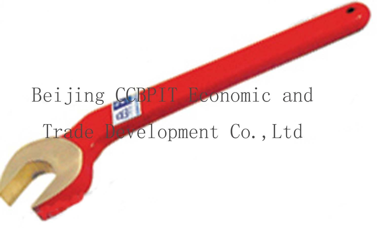 striking open end wrench