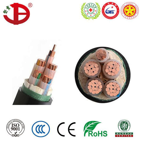 Hot Selling XLPE Insulated Electrical Power Cable U-1000 R2V Cable