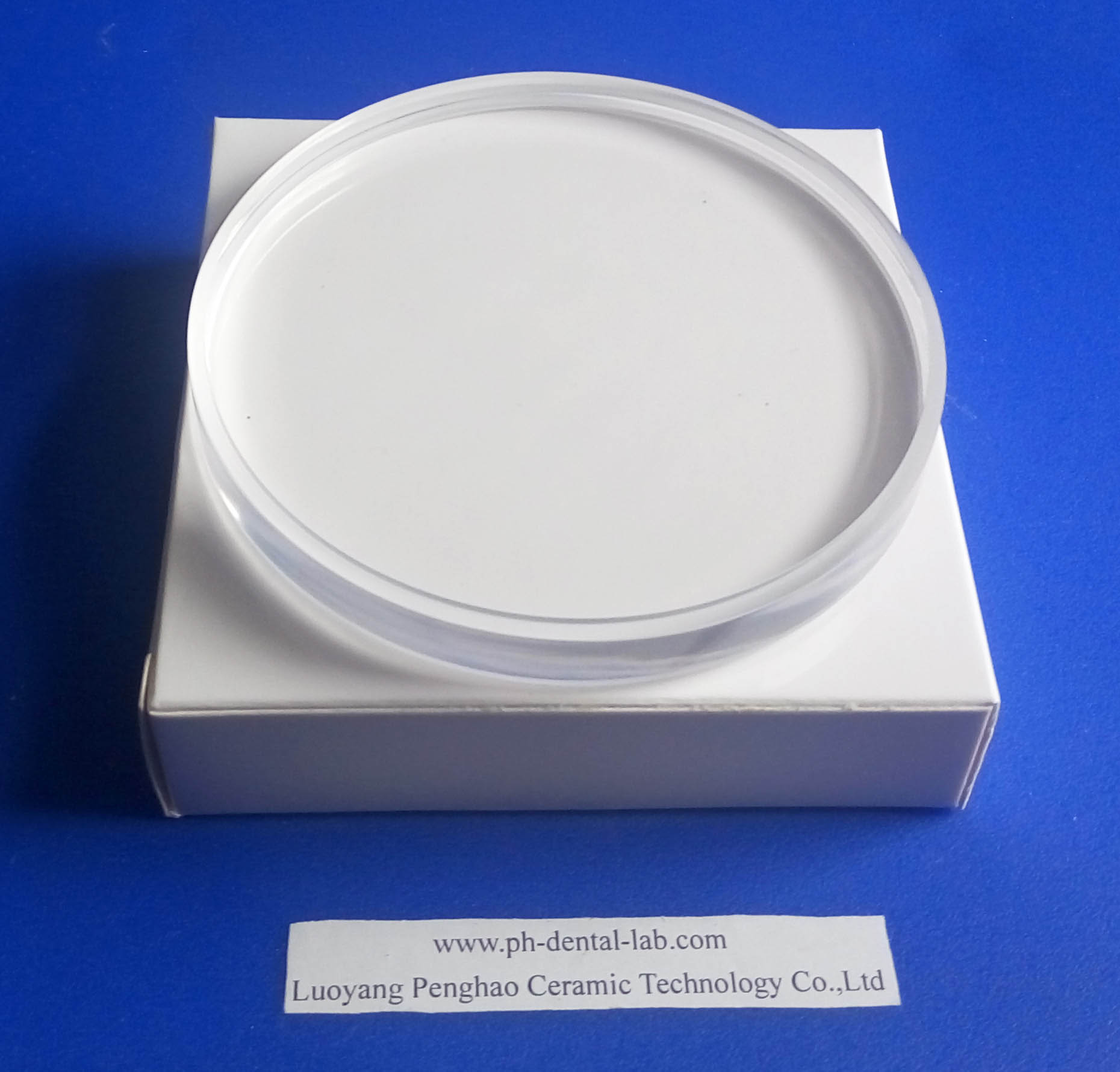 High Quality Dental PMMA Block for CAD/CAM System(Clear )