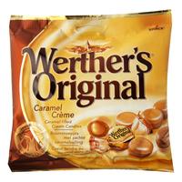 Werther's Original Cream Candy, 150g, Werther's Original Caramel Cream, Werther's Original Chocolate