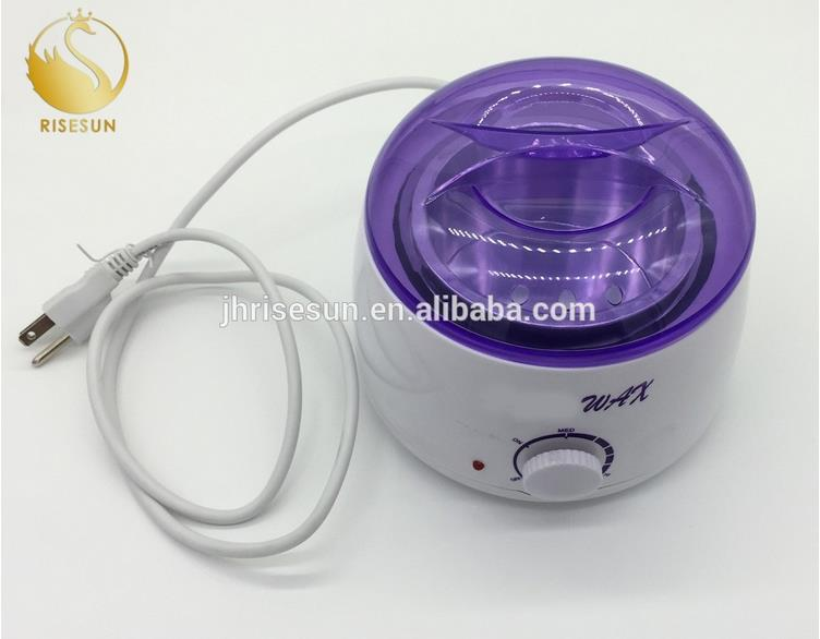 Mini Professional Salon Depilatory hair removal pot paraffin wax warmer heater