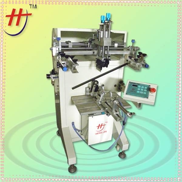 automatic Flat/Cylindrical silk screen printing machine
