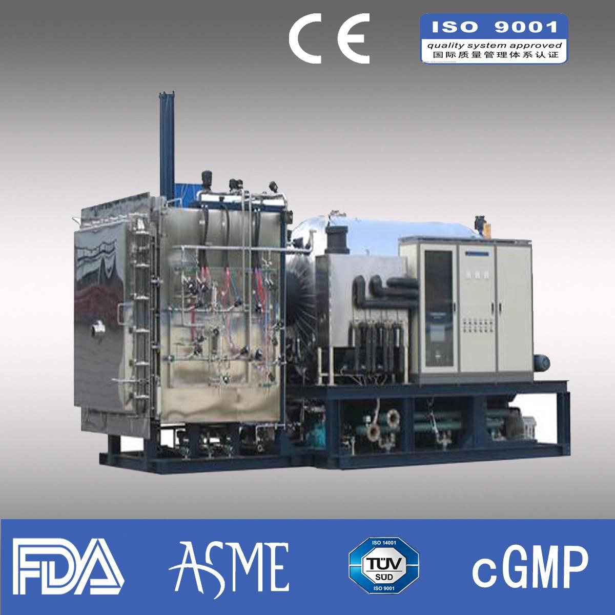 Lyophilizer/ Pharmaceutical lyophilizer/ industrial lyophilizer/Capacity 150kg
