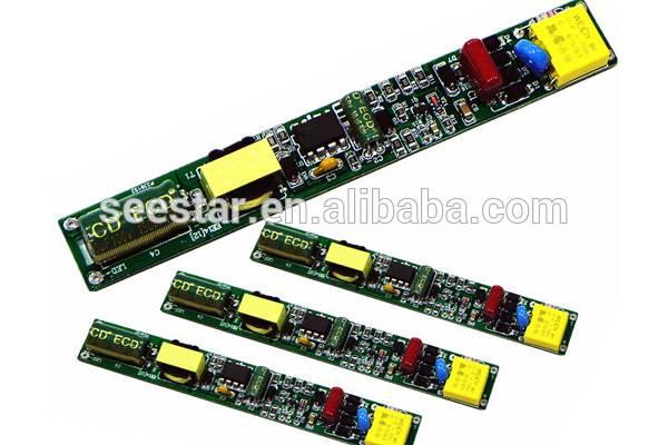 bulk sale pf>0.9 t8 led driver dc 36-88v TUBE light constant current t5 t10 20W LED driver power sup