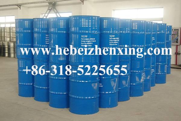 Chemical fire retardants TCPP
