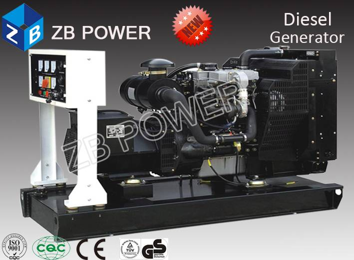 Open Type 450kW Generator Powered by Volvo Engine