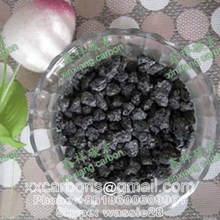 Low sulfur carburant and low Nitrogen Recarburizer-Graphite Petroleum Coke(GPC)