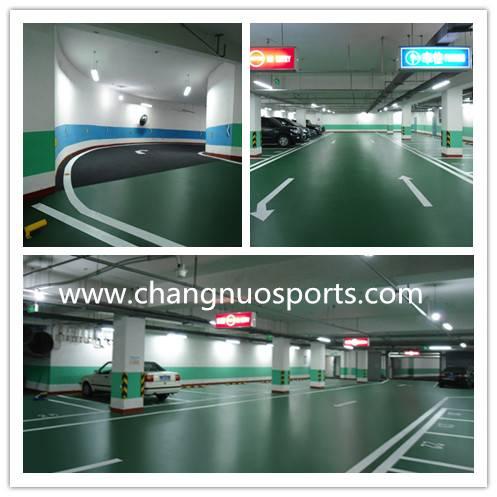 CN-C03 Monocomponent Polyurea flooring for garage/parking lots