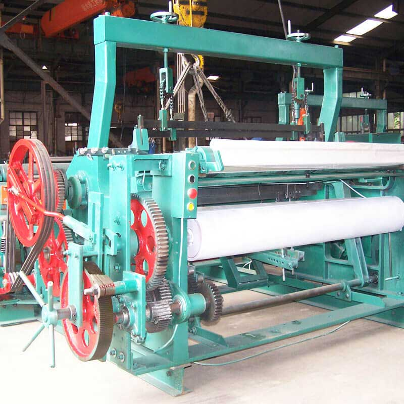 Harness threading metal wire net weaving machine ZWJ-2100HD