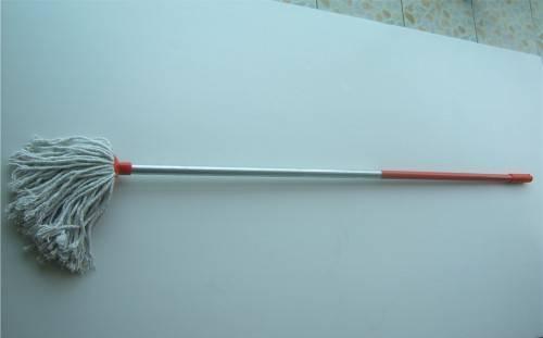 PVC coated mop handle