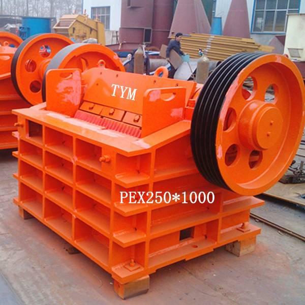 PEX250*1000 Jaw Crusher