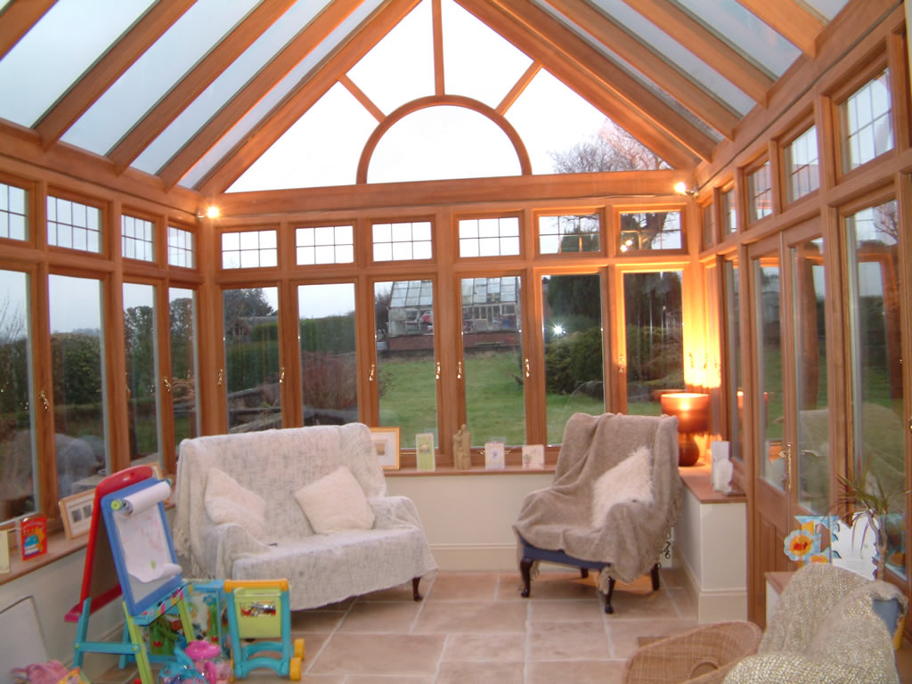 Good quality safe Sunroom