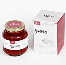 Hatkongmaru Jangheung Red-pepper paste