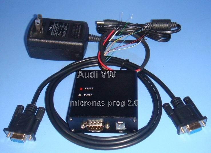 Audi VW micronasFujitsu programmer 2.0