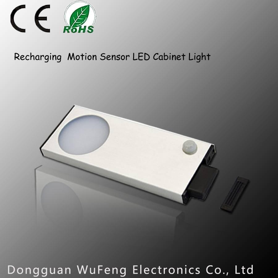 Motion sensor LED cabinet light, LED light