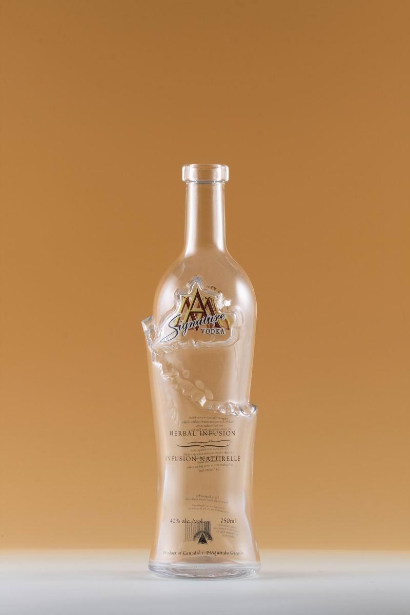 Custom Spirits Bottle