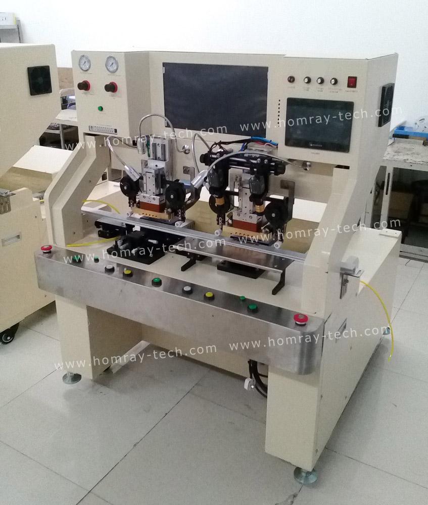 COF bonding machine factory 12-85inch screen repair machine
