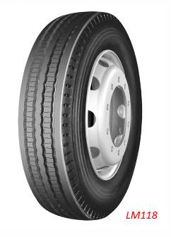 Steer Drive/Trailer Long March/Roadlux Radial Truck Tire (LM118)