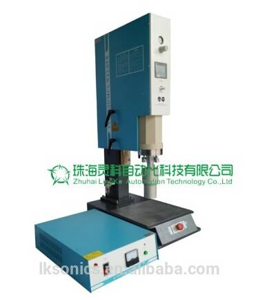 ultrasonic Plastic welding machine manufacture