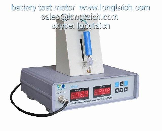 Manufacturer Price ! MD-103 Li ion Battery Capacity Tester Used For Finished Battery Capacity, Volta