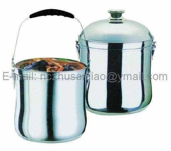 Stainless Steel Magic Pot
