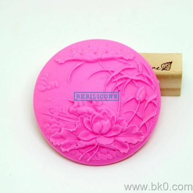 Mandarin Duck Soap Silicone Molds Cake Mould AA024