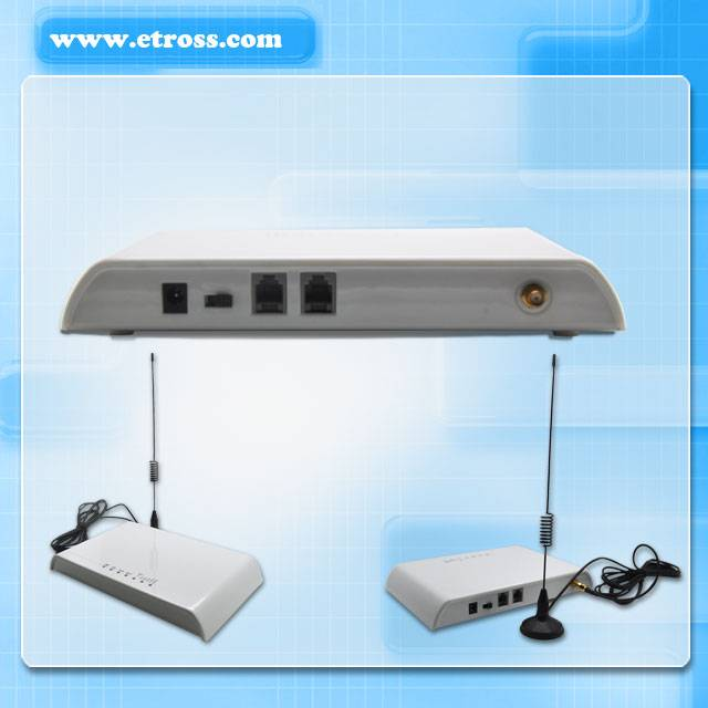 IMEI Changeable dual/quad band GSM Fax Terminal