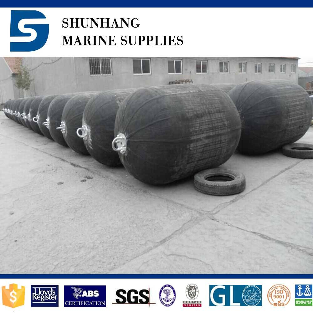 heavy lifting pneumatic rubber fender