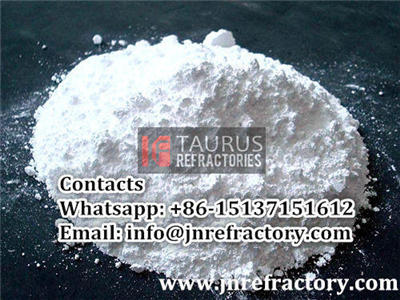 Magnesia refractory cement