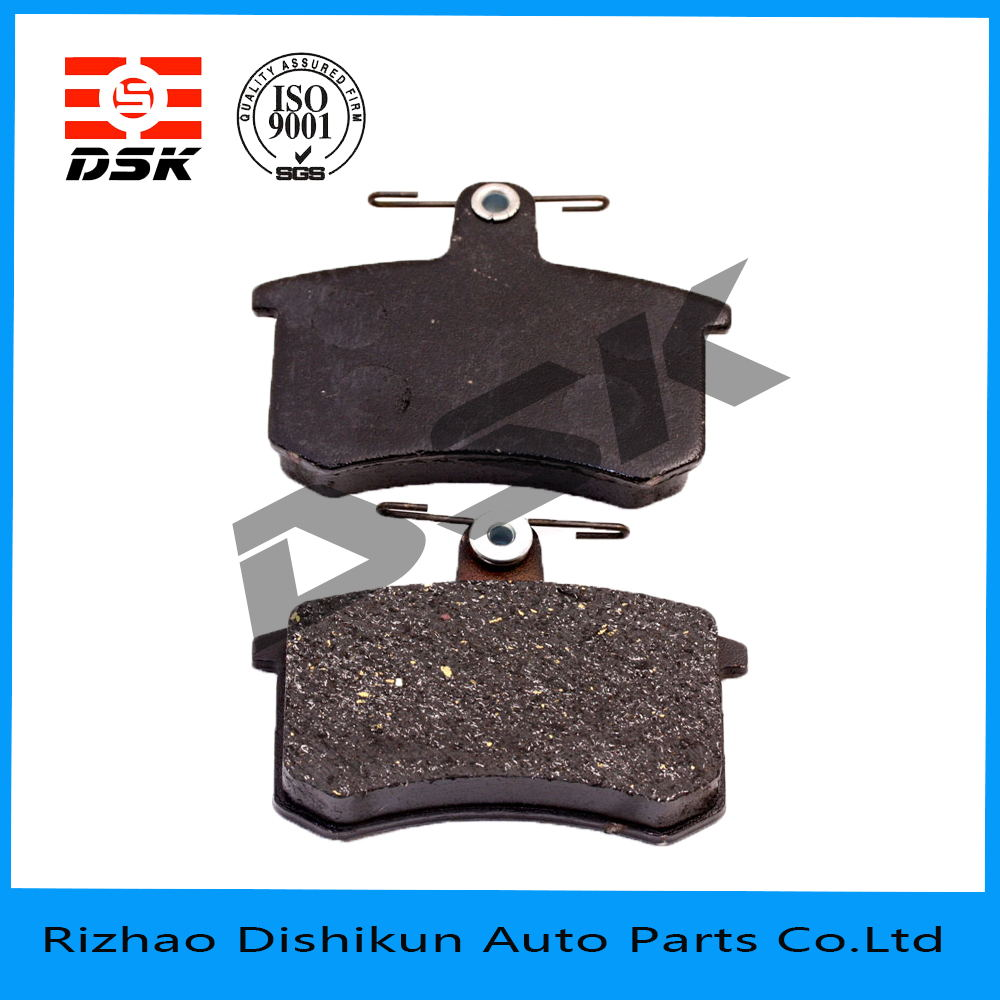 excellent quality low noise auto part brake pad 7144-D228