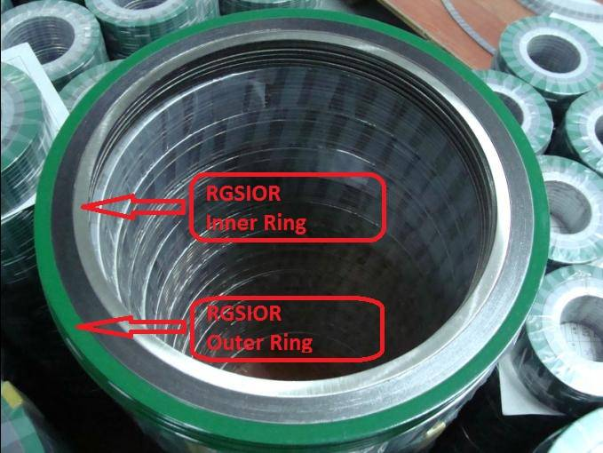 Inner & Outer Rings of spiral wound gaskets