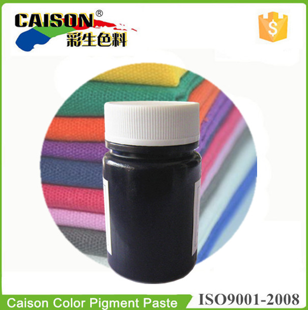 Textile dyeing cationic pigment preparation