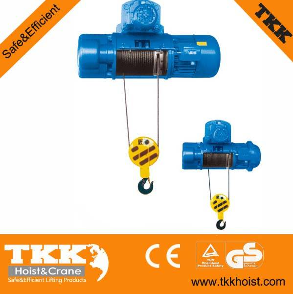 MD wire rope electric hoist