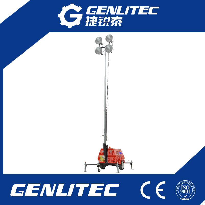 Genlitec Power Mobile Lighting Towers