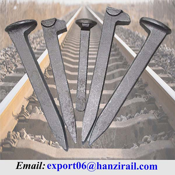 Railroad Steel Rail Track Spike