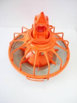 broiler feeder/ feed pan