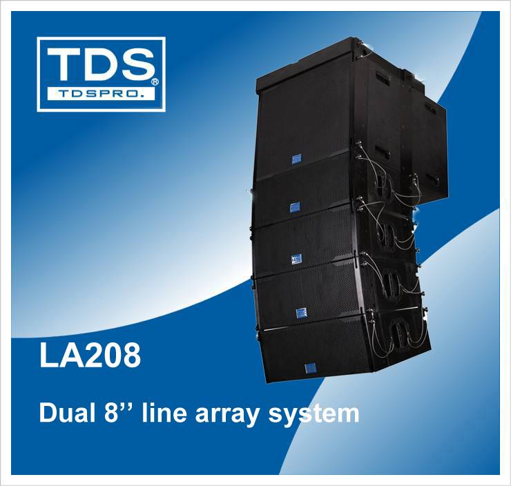 Small PA for audio visual rental services