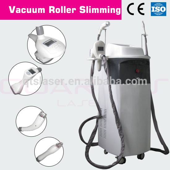 vacuum+infrared laser+cavitation+RF aesthetic beauty equipment for slimming