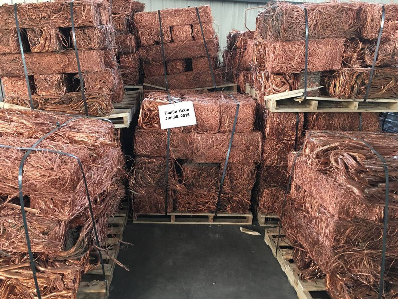 Sell Pure Copper Wire Scrap