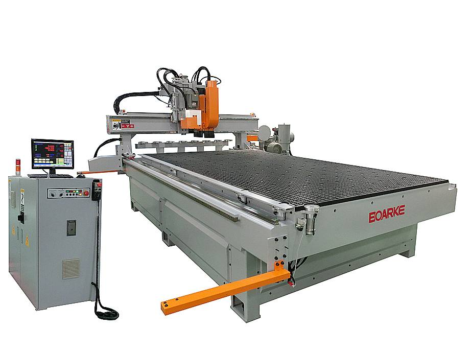 High performance inexpensive CNC Router