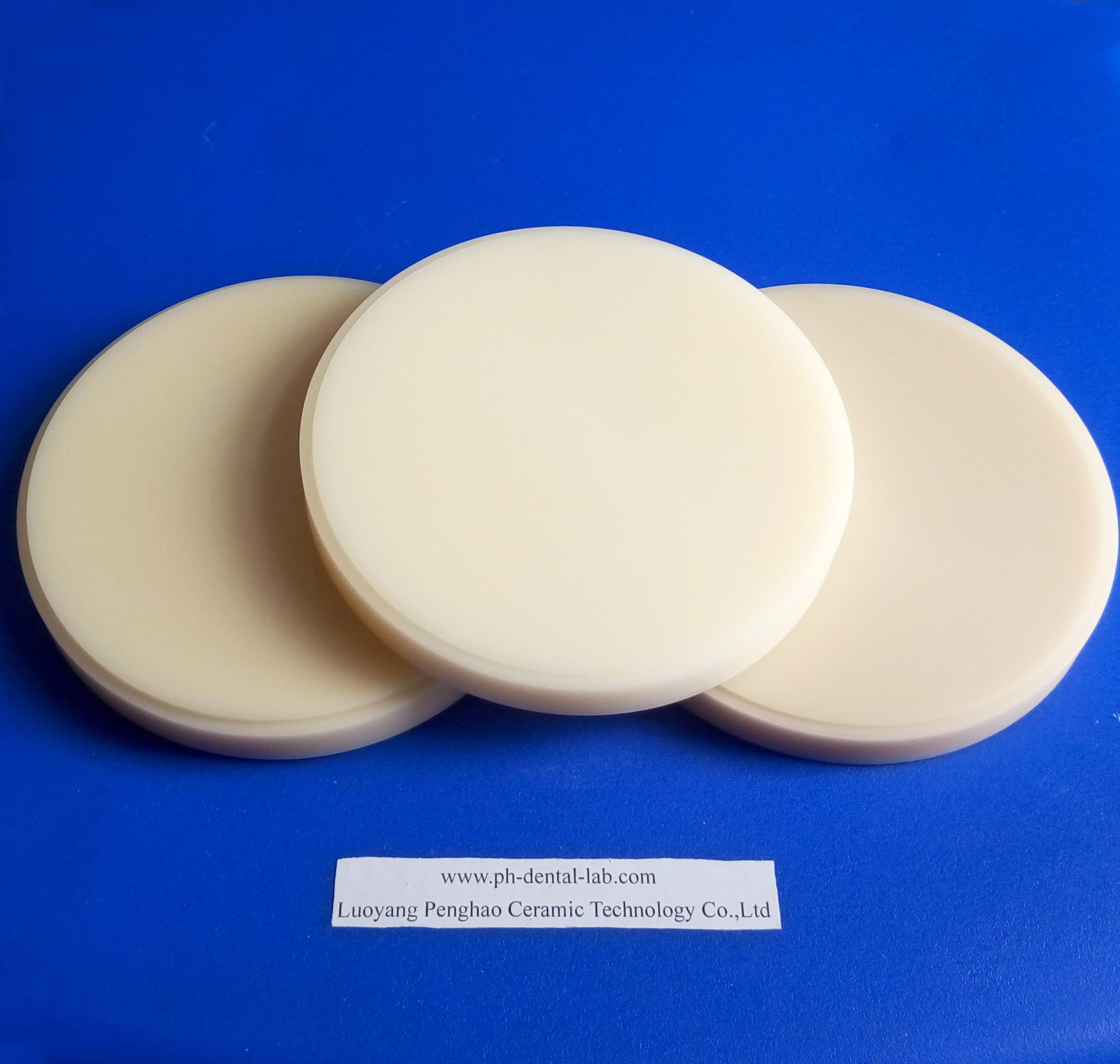 High Quality Dental PMMA Disc for CAD/CAM System(A1,A2,A3,Clear ,Pink)
