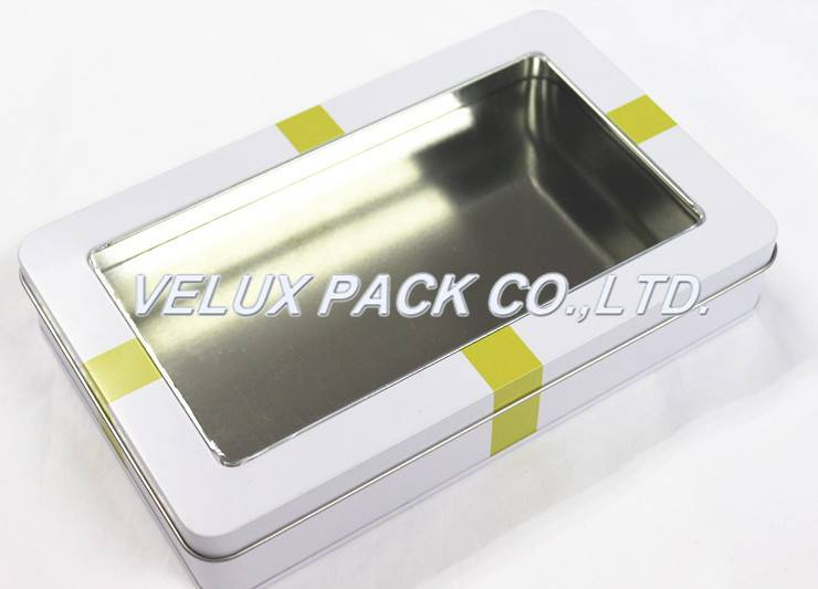 Candy Metal Box Tinplate Packaging Boxes