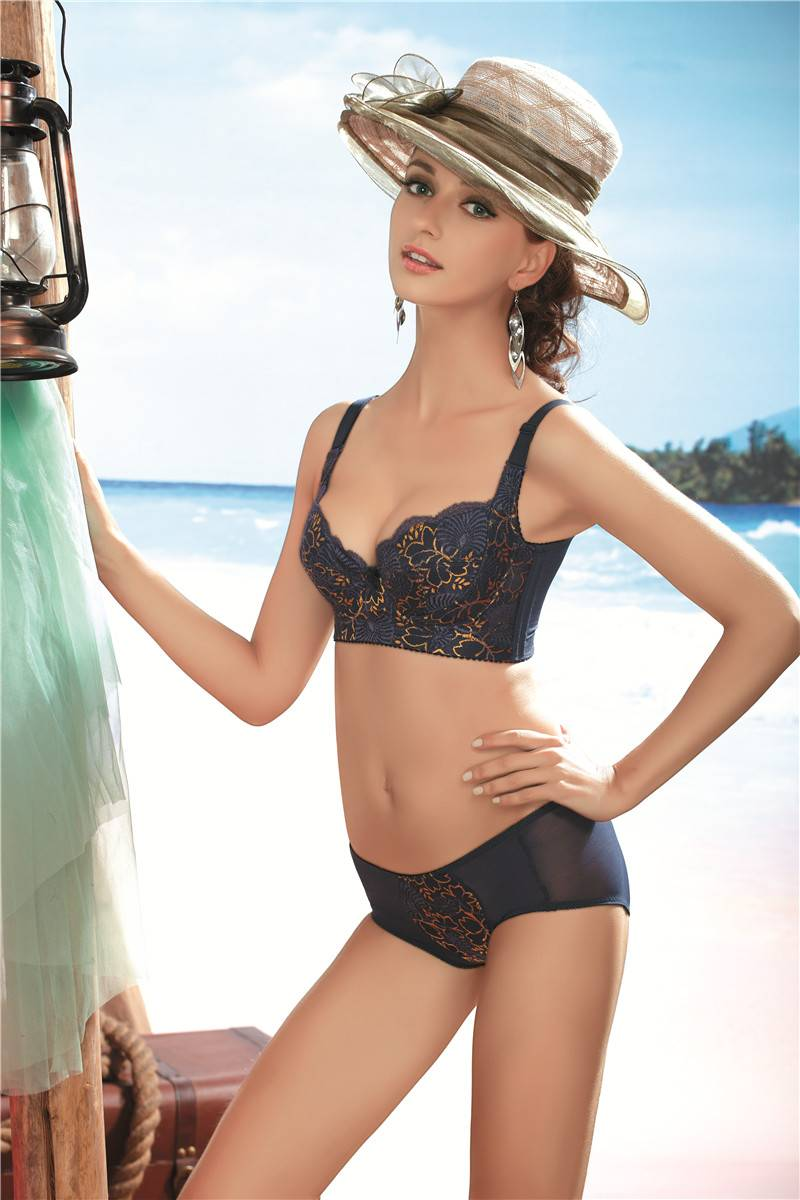 Magnetotherapy sexy fashion ajustable  bra for women