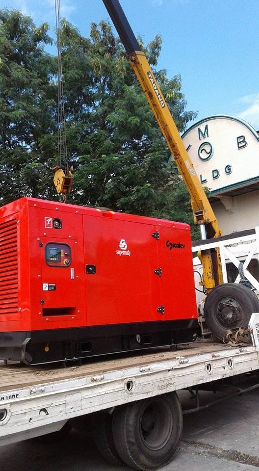 OFFERING: Diesel Generator Sets